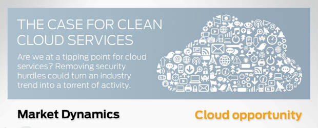 Cloud Services Tipping Point
