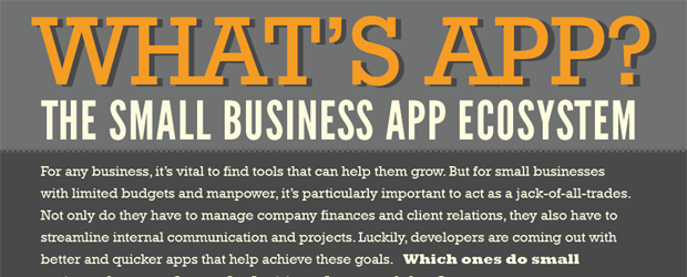 Small Business Cloud App Trends