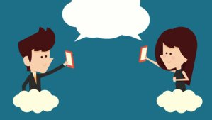 Business communication in the cloud