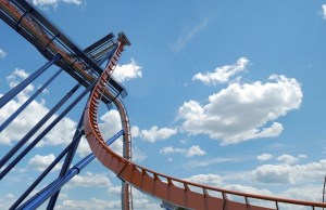Si no te atreves podrás ver la cara que ponen los que se suben. Foto: Cedar Point