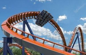 Valravn volará y hará que los pelos se te pongan de punta. Foto: Cedar Point