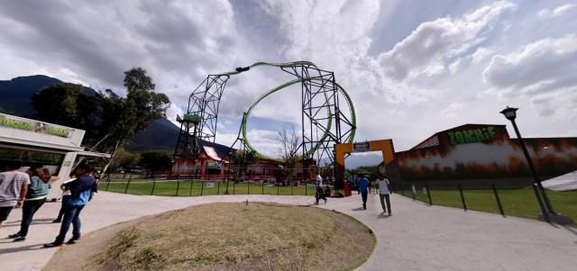 Zombie Ride 360