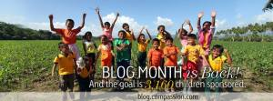 blog month September