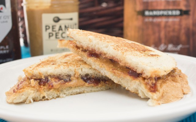 The Ultimate Peanut Butter and Jelly from Bourbon & Boots