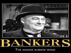 banks always win