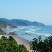 Road Trip Planner Highway 101 Washington to Oregon to California