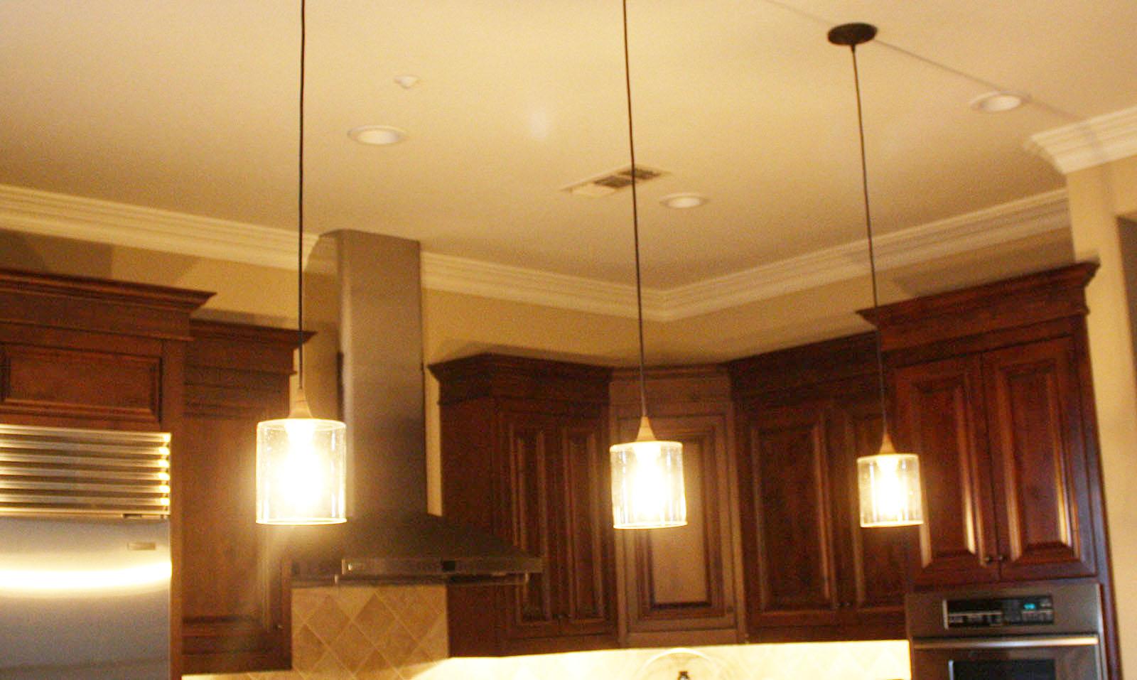 kitchen pendant lights kitchen hanging lights Kitchen Pendant Lights on a Budget Reinvent Your Space