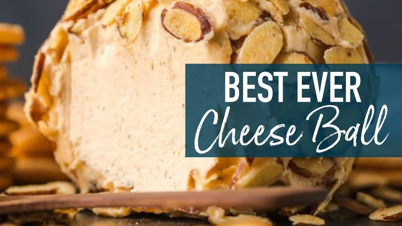 Sightly Bacon Cheese Ball Recipe Classic Cheese Ball Cheese Ball Recipe No Nuts Cheese Ball Recipe nice food Best Cheese Ball Recipe