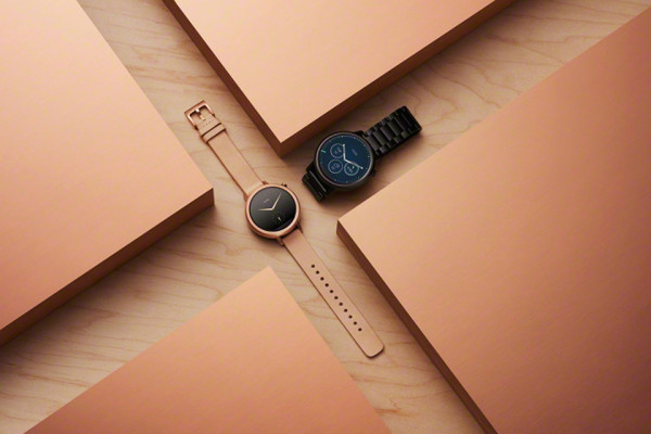 New Motorola Moto 360 Android Wear Watch 2