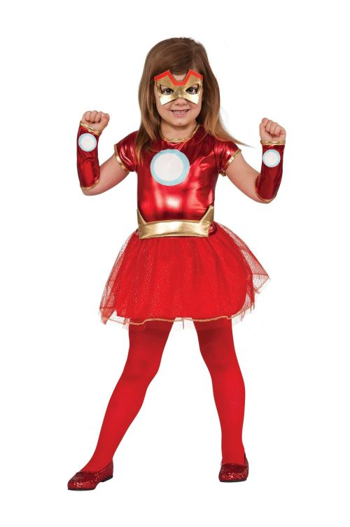 Medium Of Superhero Costumes For Girls