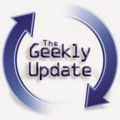 The Geekly Update: Why so quiet, you ask? %catagory
