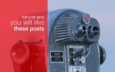Top 5 in 2015: The Counseling Geek's top posts in 2015