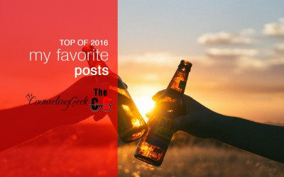 Top of 2016: My Favorite Posts of the Year