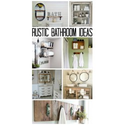 Small Crop Of Rustic Ideas For Home Decor