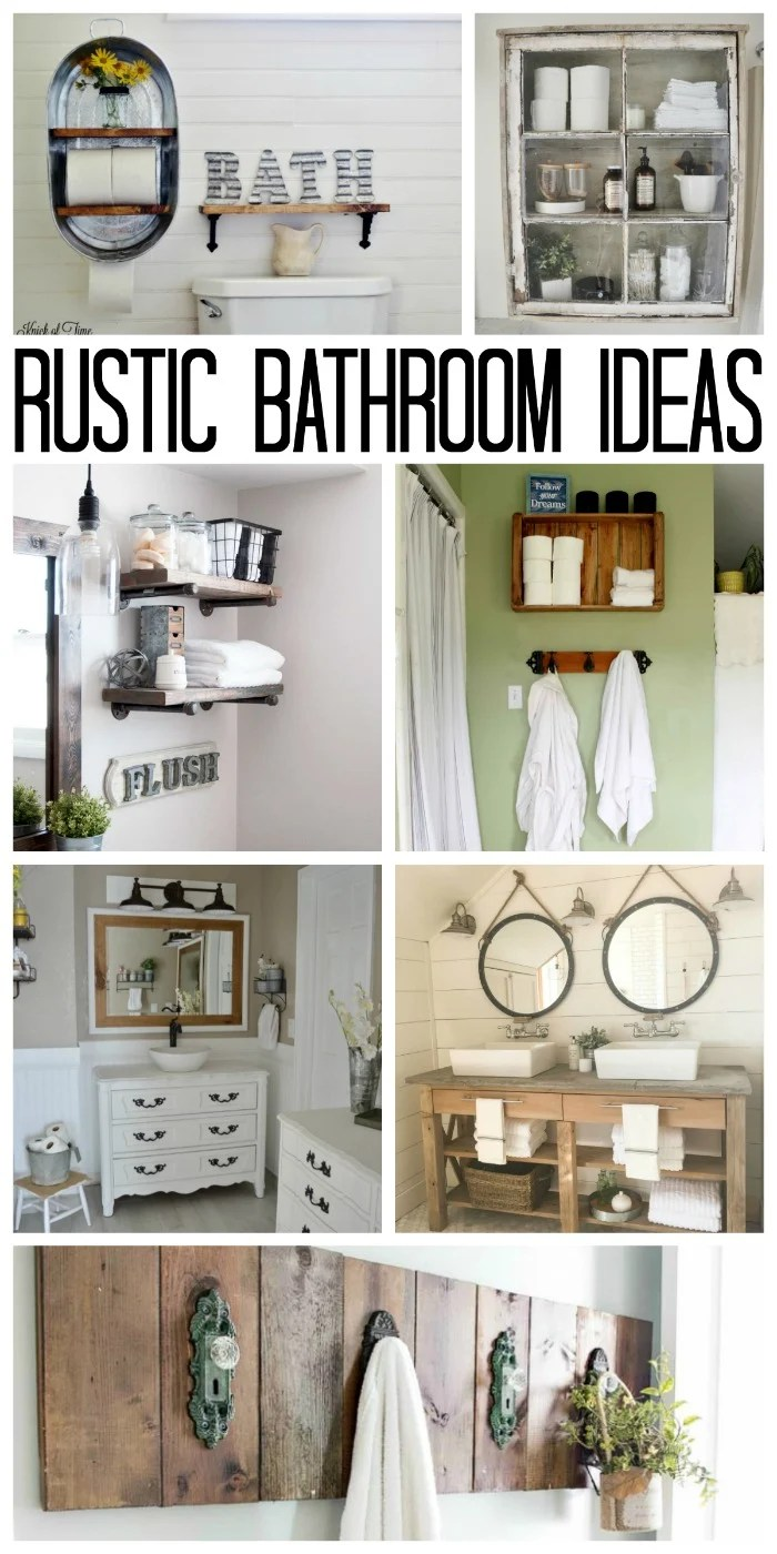 Large Of Rustic Ideas For Home Decor
