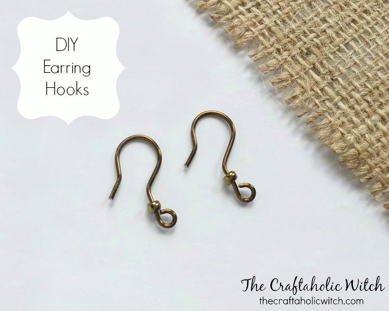 Easy to Make Earring Hooks