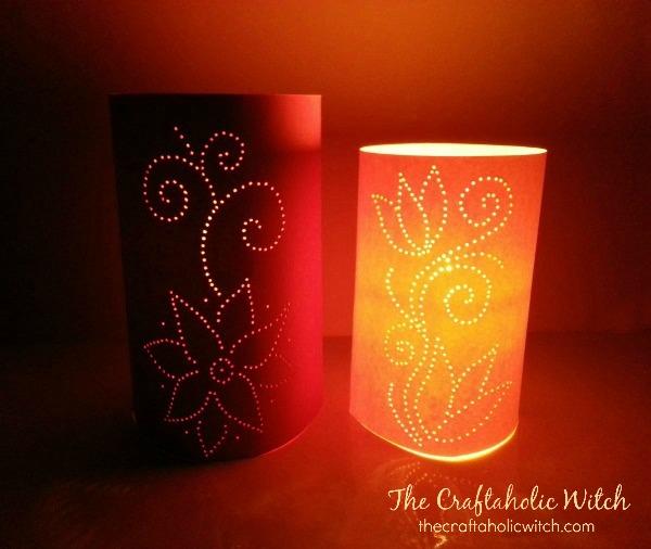 Create Moroccan Style Luminaries