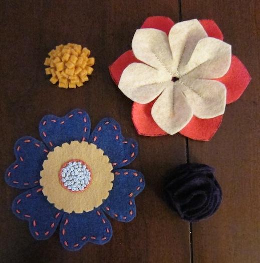 crafternoon_felt_flower
