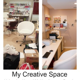 My Creative Space: Lightening Up and Making Space to Breathe