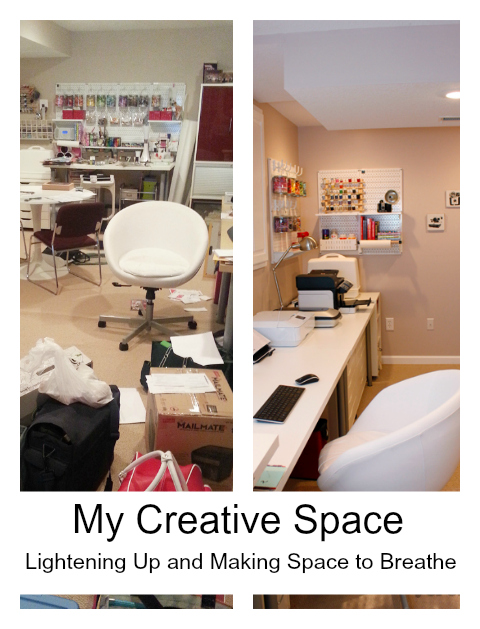 CreativeSpace - Lightening Up and Making Space to Breathe