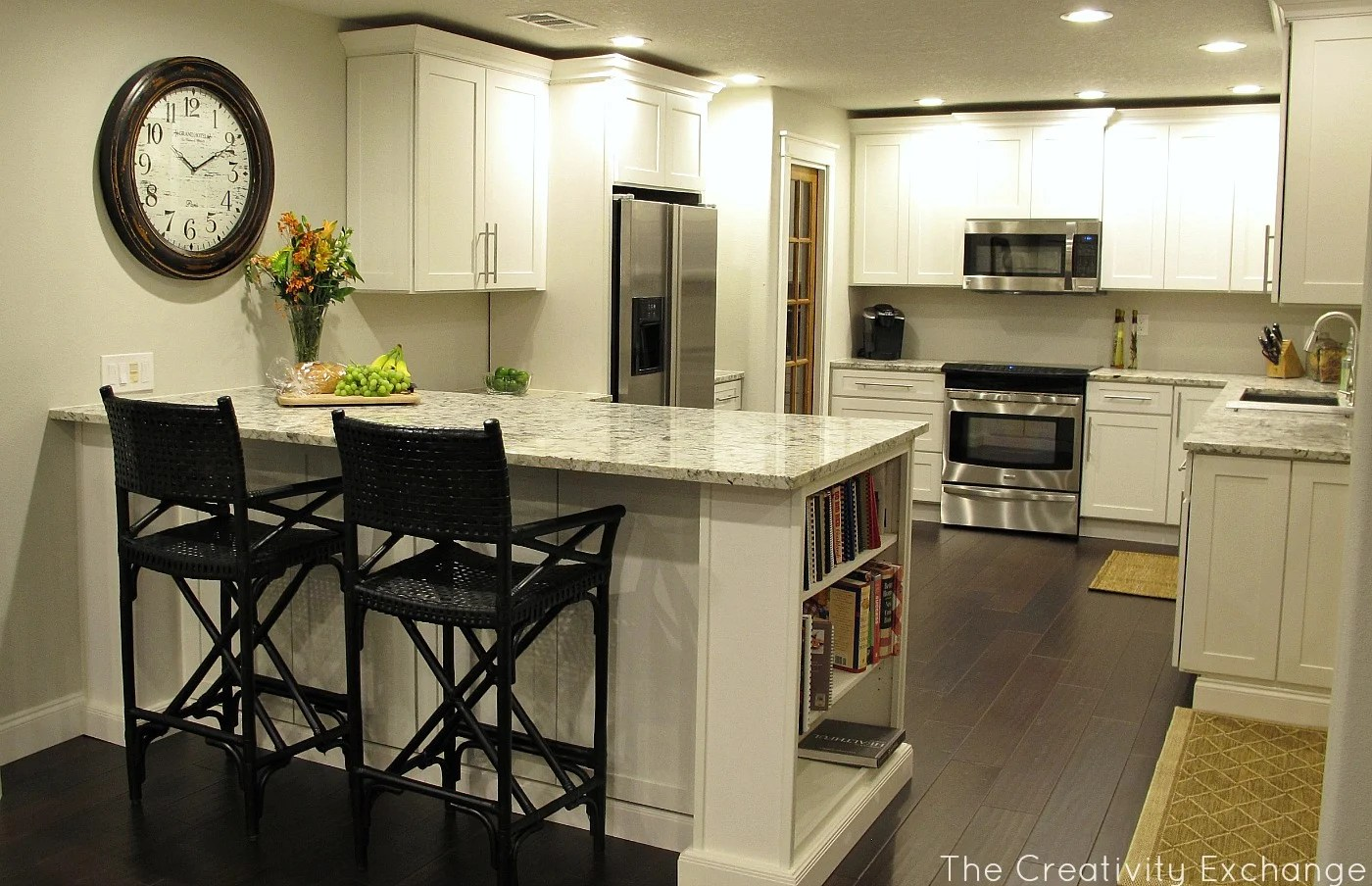 cousin franks amazing kitchen remodel before after how to remodel kitchen Amazing before after kitchen remodel The Creativity Exchange
