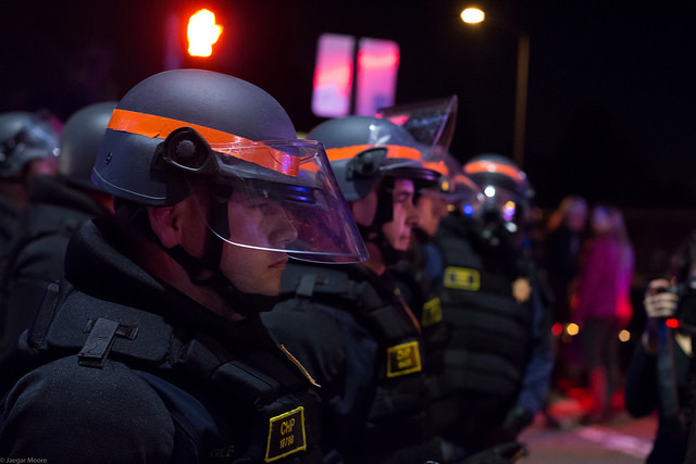 What's All The Fuss With Police Militarization?