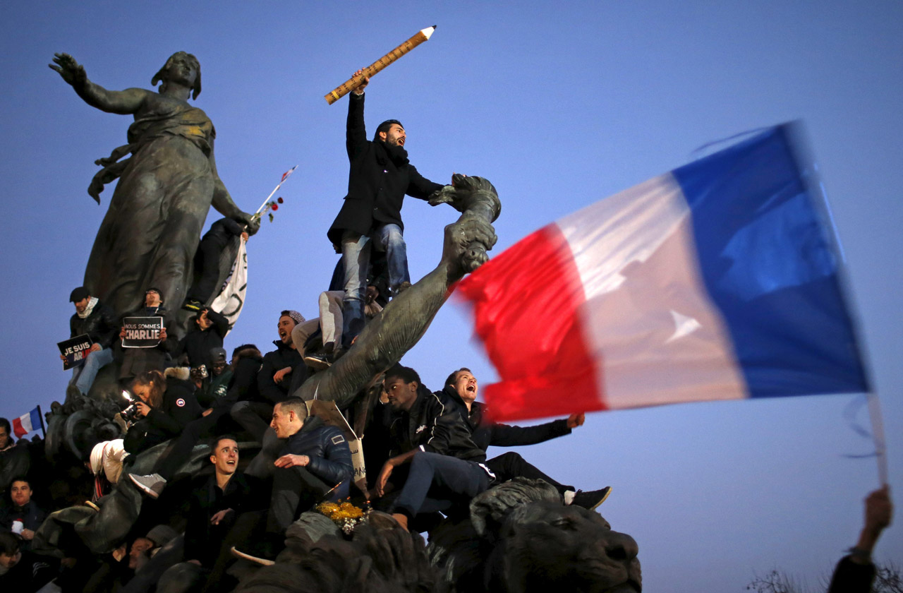 The Great War Series (Part II): Charlie Hebdo, Free Speech & Religious Violence