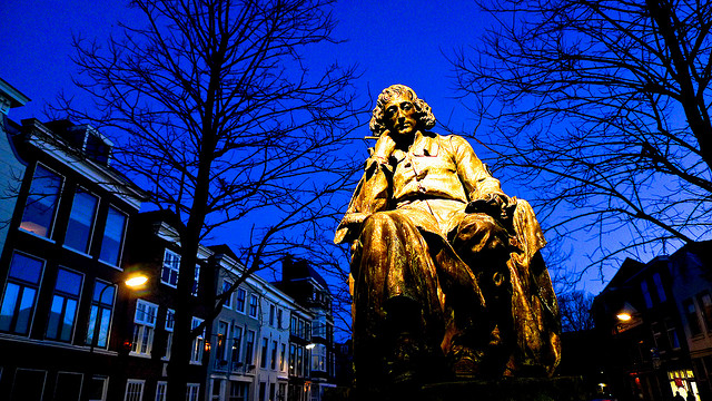 Spinoza On Freedom, Toleration & Charlie Hebdo