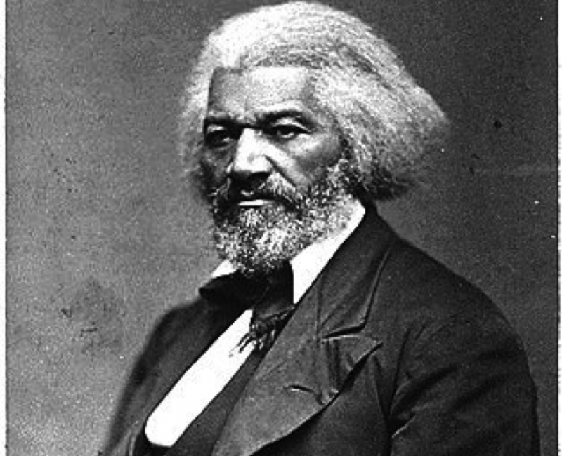 Frederick Douglass (1817?-1895) Circa 1874/Flickr