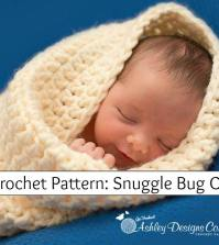 Free Crochet Pattern: Snuggle Bug Baby Cocoon