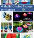 6 Sizzlin' Crochet Patterns for Summer