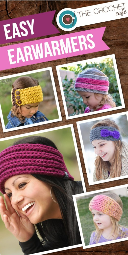 Easy Earwarmers Pinterest