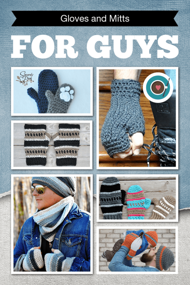 Gloves and Mitts for Guys (Blog)