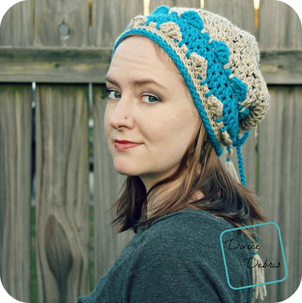 Layla Convertible Cowl by Divine Debris
