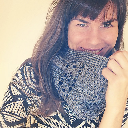 Lexi Paige Cowl by Salena Baca Designs