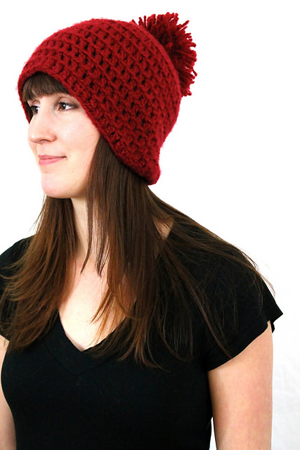 chili hat by Abigail Haze Designs