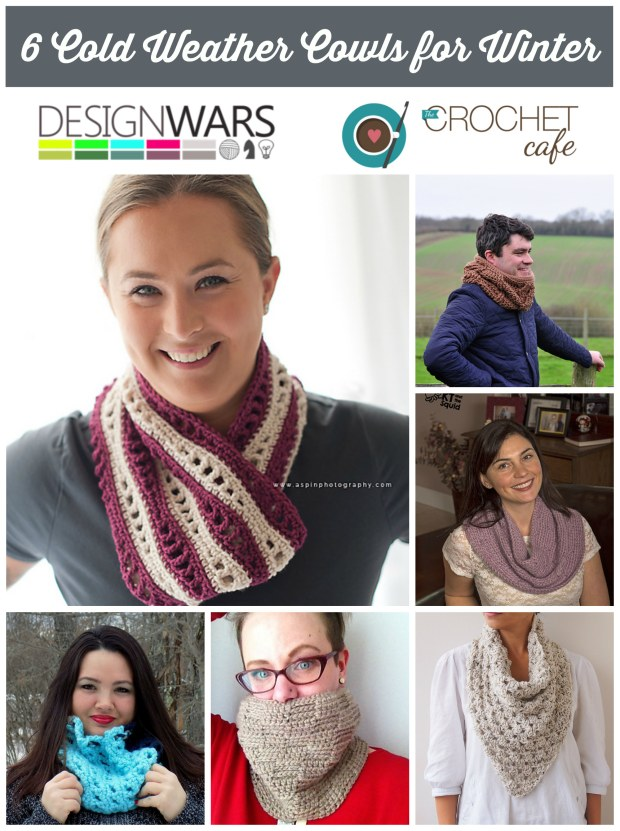 6 Cold Weater Cowls for Winter