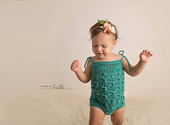 Mermaid Maddie Romper by LTDP