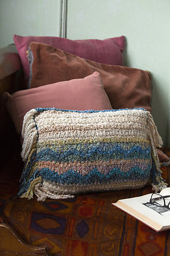 Southwest Pillow by Salena Baca