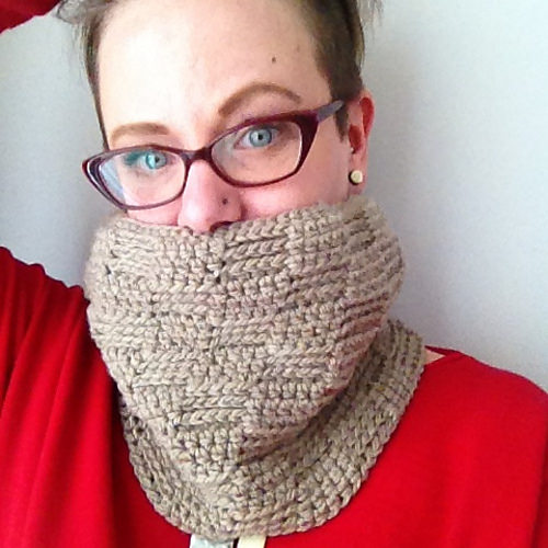 The One Cowl by ACCROchet
