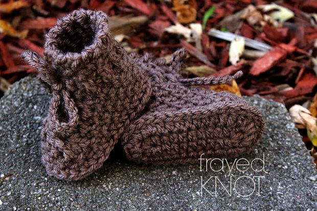 Callen Baby Boots by Frayed Knot