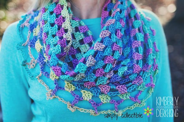 6 FREE Lily's Sweetheart Cowl by Simply Colectible