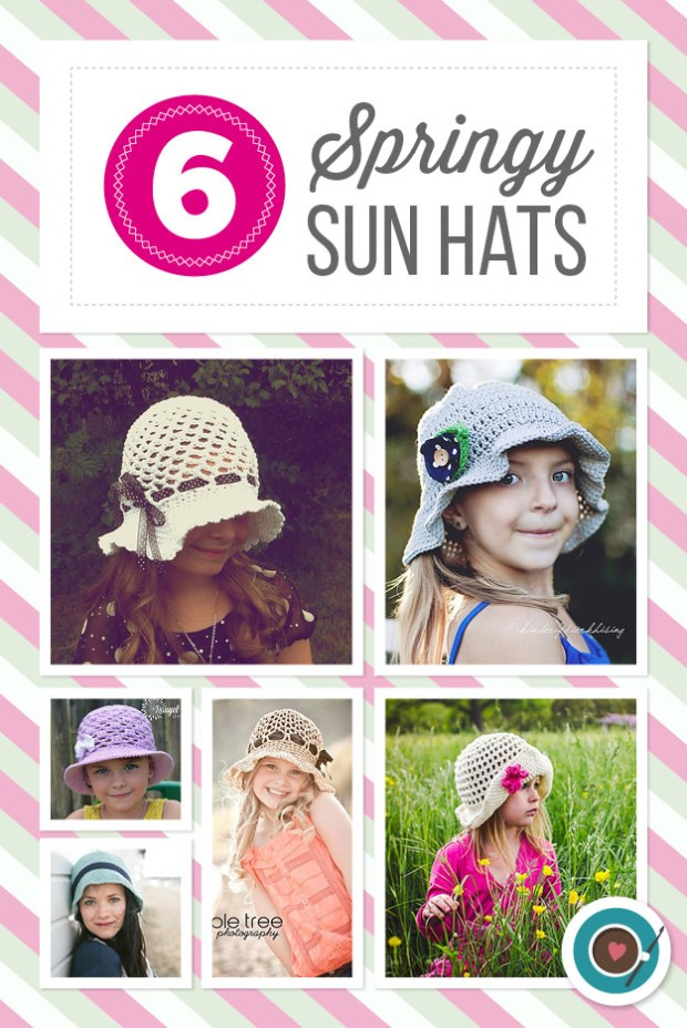6 Springy Sun Hats (Blog)