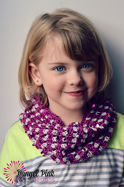 Charming Cowl by Danyel Pink Designs
