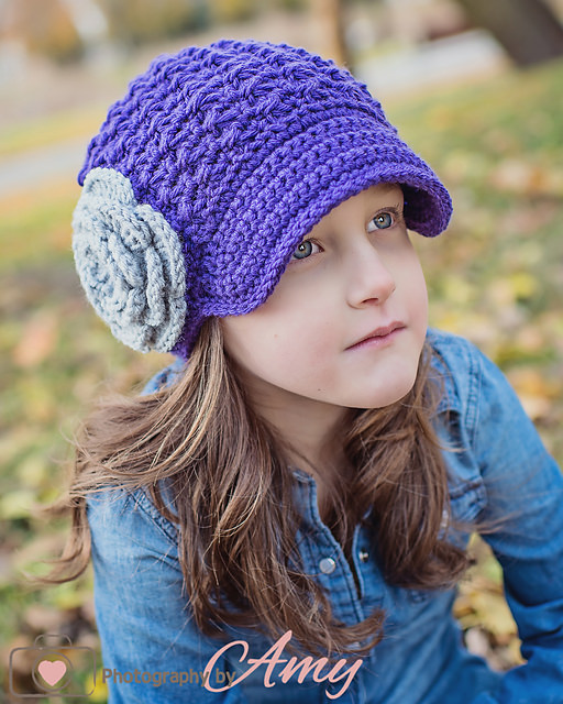 Emersyn Newsboy by Frayed Knot