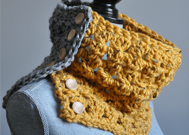 BreeAnna Cowl by Sincerely Pam
