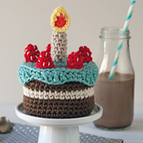 10 Birthday Crochet Patterns The Crochet Cafe