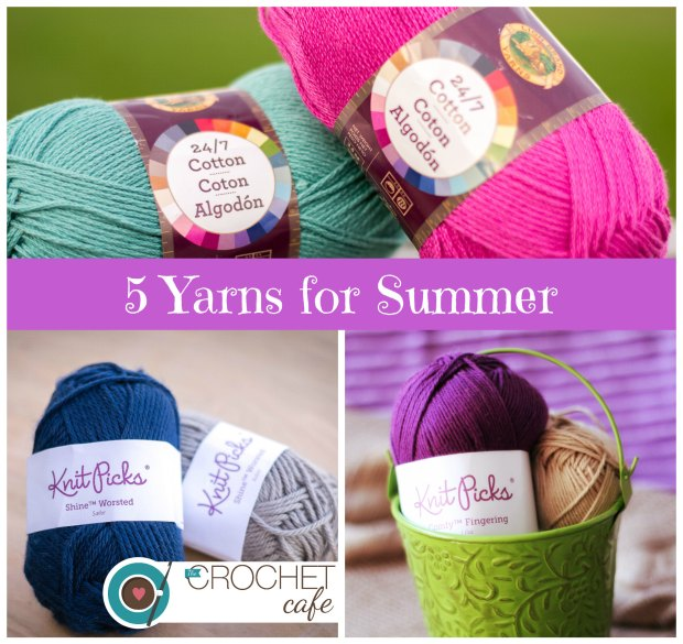 5 Yarns for Summer