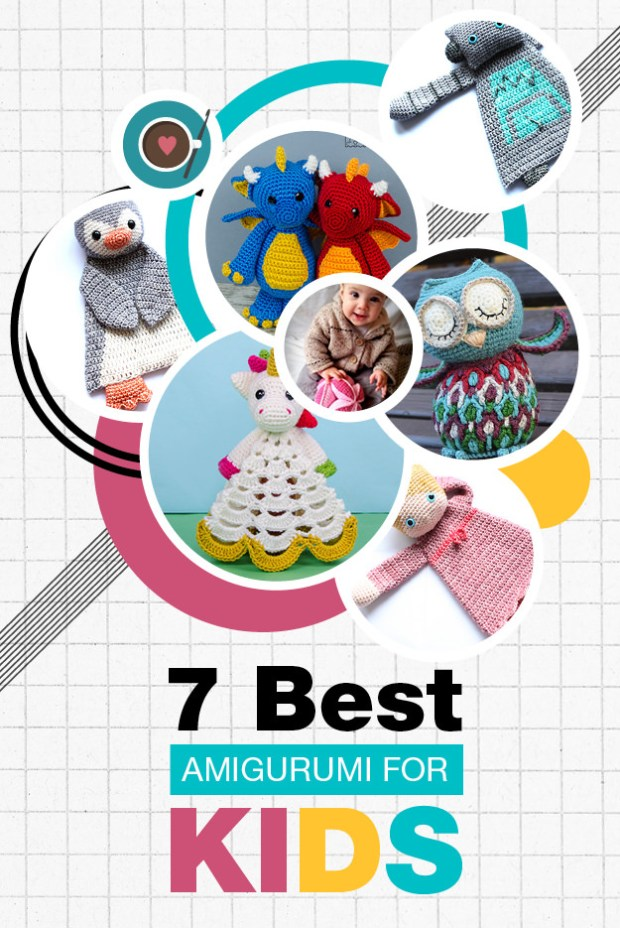 7 Best Amigurumi for Kids (Blog)