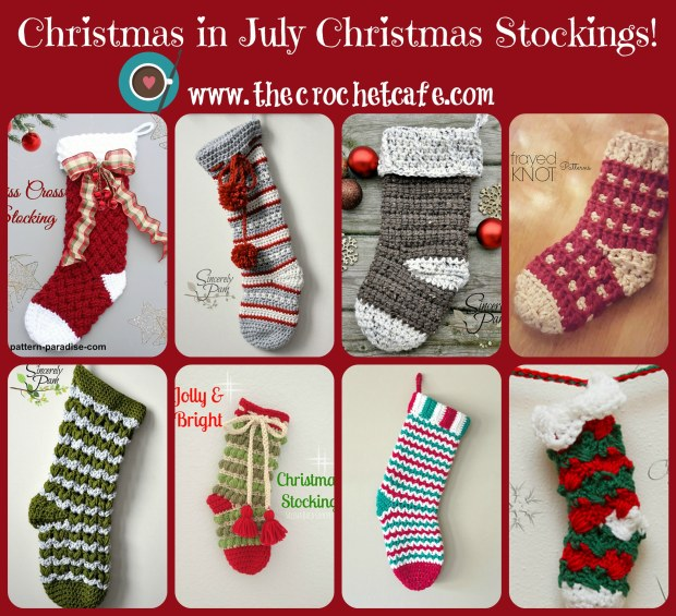 Christmas in July Christmas Stockings